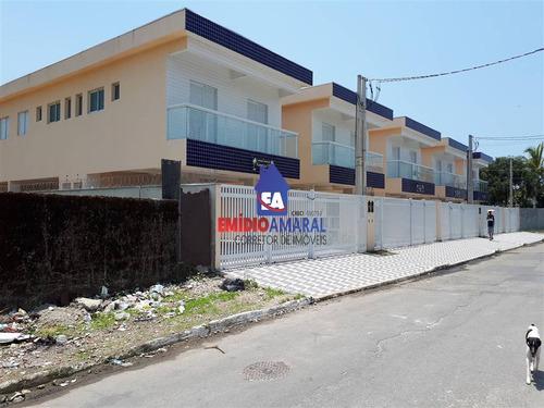casa a venda, 2 dormitórios, vila sonia, praia grande - sp - ea54