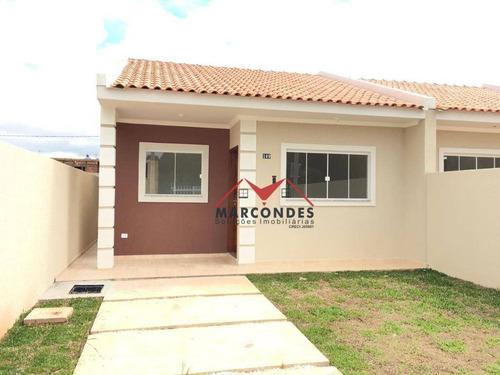 casa a venda 2 quartos - ca0143