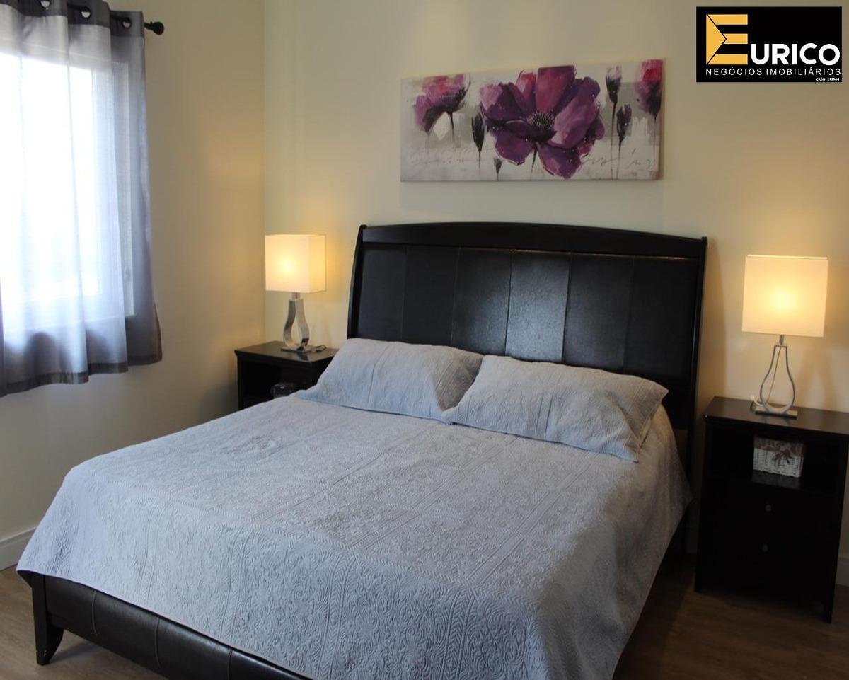 casa a venda 4 dormitórios,  edícula com 03 quartos no condomínio são joaquim vinhedo-sp - ca01475 - 33816563