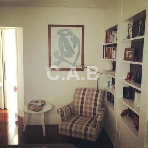 casa a venda 4 quartos no alphaville residencial 5 - 7531