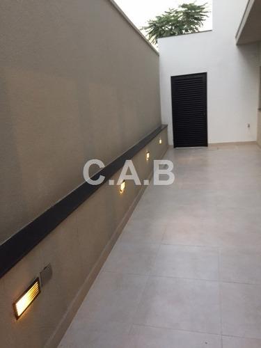 casa a venda 4 suites no condomínio burle marx - 7485