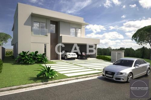 casa a venda 4 suites no condominio  residencial conde ii - 10233
