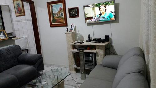 casa a venda bairro caiçara 02 dormitórios - ca0042
