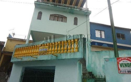 casa a venda com 02 dormitórios no conjunto residencial josé bonifácio