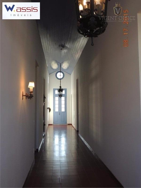 casa a venda condomínio fechado reserva da serra jundiai - 1777