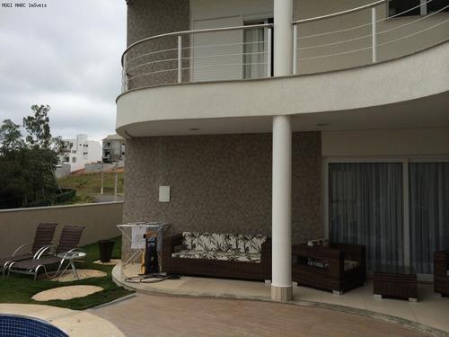 casa a venda condominio mosaico da serra em mogi das cruzes. - ca00593 - 2286180