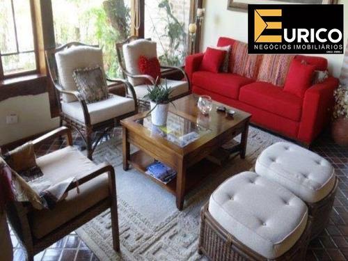 casa a venda condomínio visconde village de itamaracá em valinhos - ca00805 - 32162146