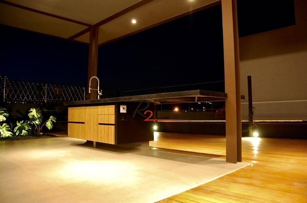 casa a venda, condomínio zurik, swiss park, campinas. - ca0413