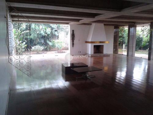 casa á venda e para aluguel em nova campinas - ca000994