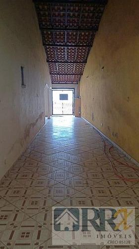 casa a venda em arujá, jardim leika, 3 dormitórios, 1 suíte, 2 banheiros, 5 vagas - vcod066