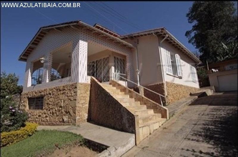 casa a venda em atibaia no jardim paulista, 560m² de terreno, vista para o lago - ca00107 - 32937930