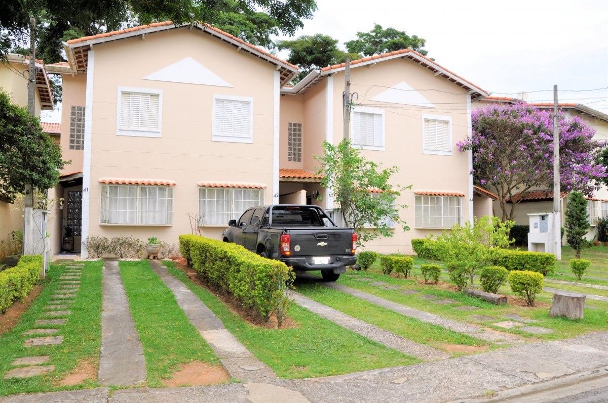 casa a venda em condomínio fechado em cotia. silva 79356