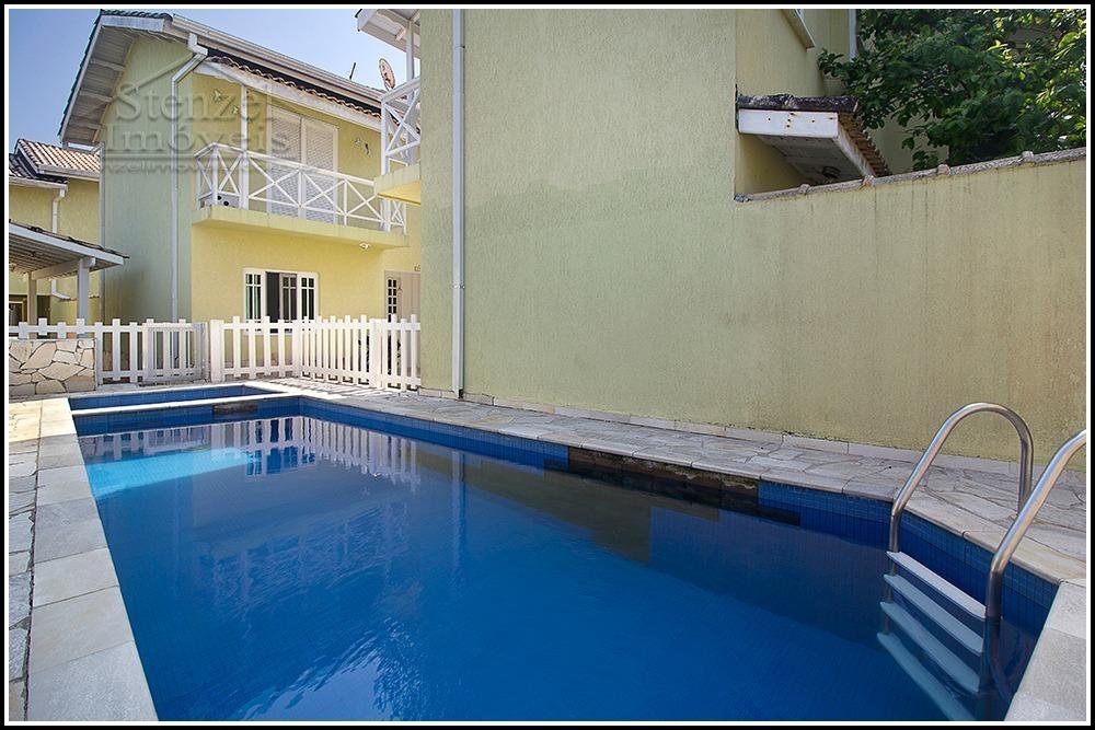 casa a venda em condomínio próximo ao sesc em bertioga - cc00138 - 34598882