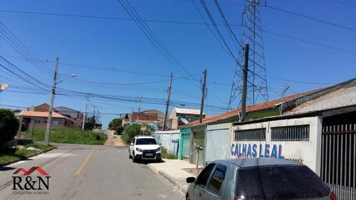 casa a venda em curitiba, campo de santana, 3 dormitórios, 1 banheiro, 1 vaga - 3017