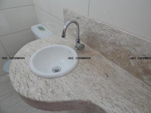 casa a venda em governador valadares, cidade nova, 3 dormitórios, 1 suíte, 1 banheiro, 1 vaga - 261