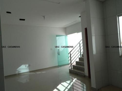 casa a venda em governador valadares, cidade nova, 3 dormitórios, 1 suíte, 1 banheiro, 1 vaga - 411