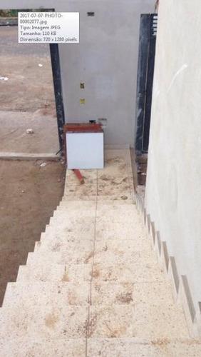 casa a venda em governador valadares, nova vila bretas, 2 dormitórios, 1 banheiro, 1 vaga - 507