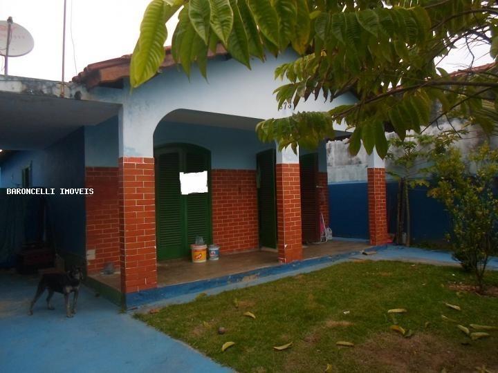 casa a venda em itanhaém, balneário gaivota, 2 dormitórios, 1 suíte, 2 banheiros, 3 vagas - rb 0303