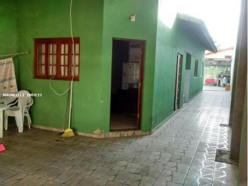 casa a venda em itanhaém, jd marilú, 2 dormitórios, 1 banheiro, 2 vagas - rb 0455
