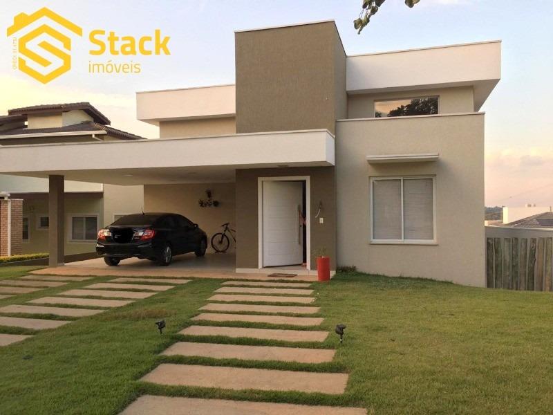 casa a venda em jundiaí no condomínio fechado reserva da serra - ca01150