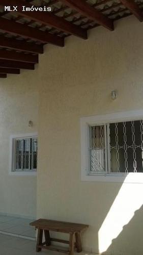 casa a venda em mogi das cruzes, jardim paraiso, 3 dormitórios, 1 suíte, 2 banheiros, 2 vagas - 859