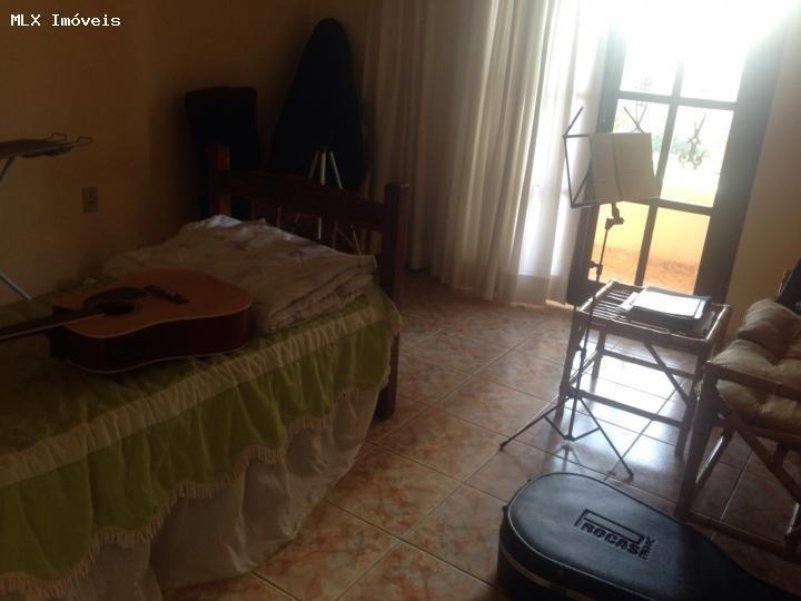 casa a venda em mogi das cruzes, mogi moderno, 3 dormitórios, 1 suíte, 3 banheiros, 4 vagas - 124