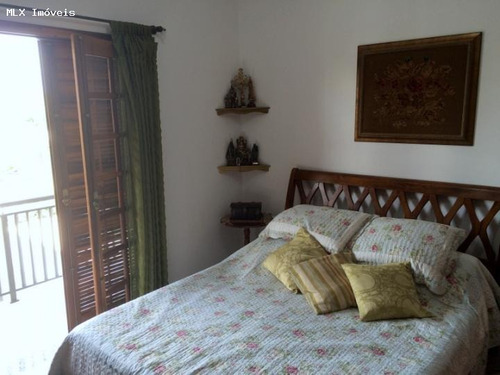 casa a venda em mogi das cruzes, vila nova socorro, 3 dormitórios, 1 suíte, 3 banheiros, 2 vagas - 520