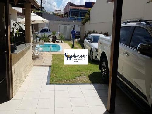 casa a venda em piatã , salvador com 5 quartos, sala, varanda, área de serviço, banheiros, 5 vagas, 280 m². - cs00180 - 32875403