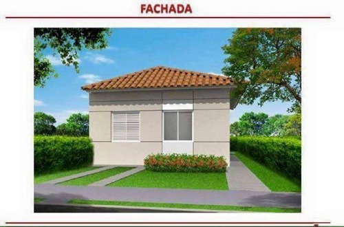 casa a venda em piracicaba, água branca, 2 dormitórios, 1 banheiro, 2 vagas - ca145