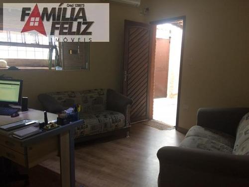 casa a venda em praia grande, caiçara, 2 dormitórios, 1 banheiro, 3 vagas - ca6453