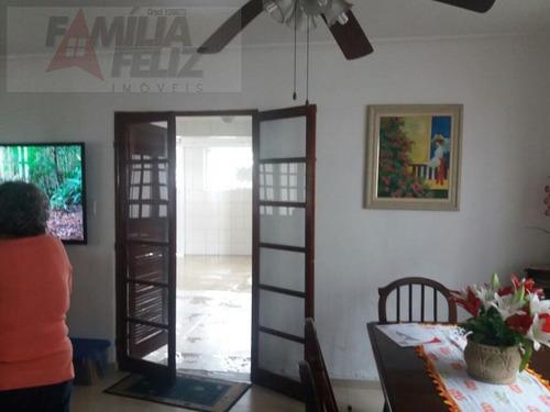 casa a venda em praia grande, ocian, 2 dormitórios, 2 suítes, 3 banheiros, 6 vagas - ca6351
