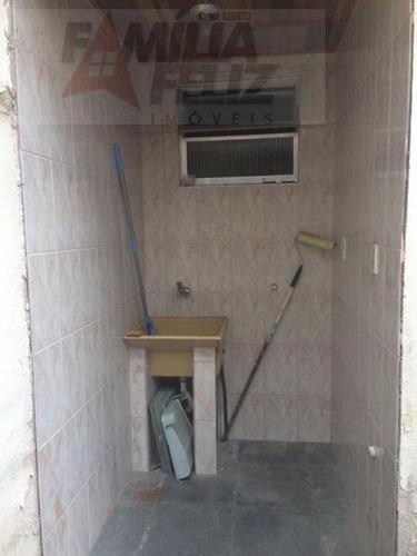 casa a venda em praia grande, vila mirim, 2 dormitórios, 2 banheiros, 1 vaga - ca0614