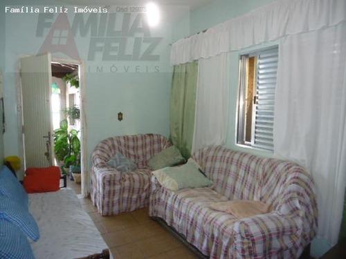 casa a venda em praia grande, vila mirim, 2 dormitórios, 3 banheiros, 2 vagas - ca0068