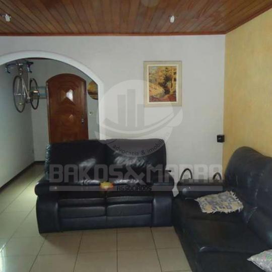 casa a venda em são paulo, parque maria domitila, 2 dormitórios, 2 vagas - 683462