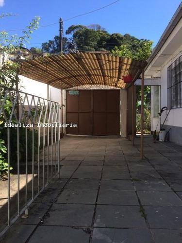 casa a venda em teresópolis, tijuca, 3 dormitórios, 2 banheiros, 3 vagas - c3-119