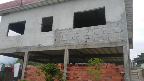 casa a venda - falta acabamento