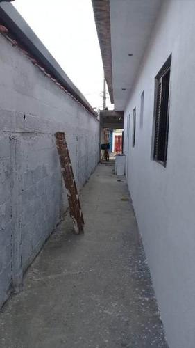 casa a venda, itanhaém no litoral paulista com 2 quartos.