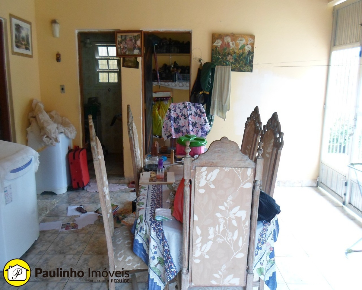 casa a venda na praia de peruíbe com edícula - ca03132 - 33718926