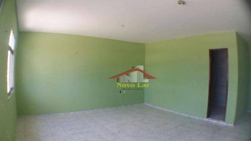 casa a venda na waschington soares residencial ou comercial com 300m² - ca0020