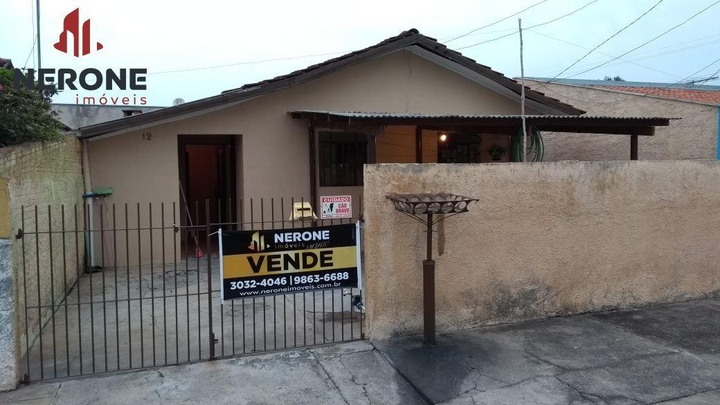 casa a venda no bairro águas claras em campo largo - pr.  - 387-1