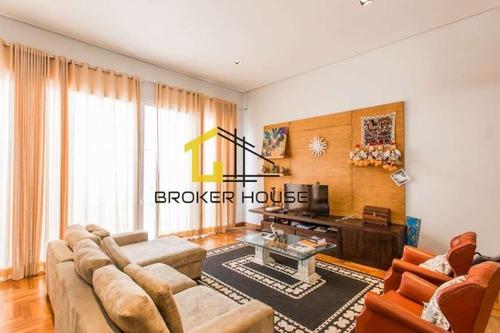 casa a venda no bairro alto da boa vista em são paulo - sp.  - bh130049-1