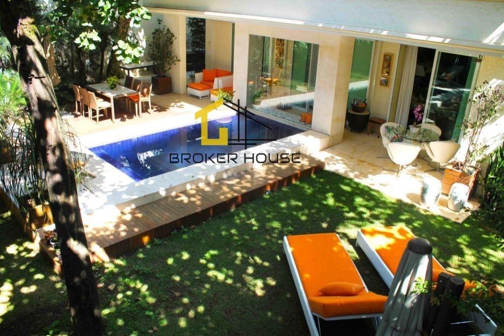 casa a venda no bairro alto da boa vista em são paulo - sp.  - bh3188-1