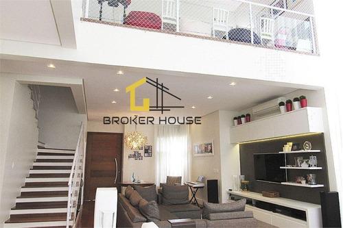 casa a venda no bairro alto da boa vista em são paulo - sp.  - bh4086-1