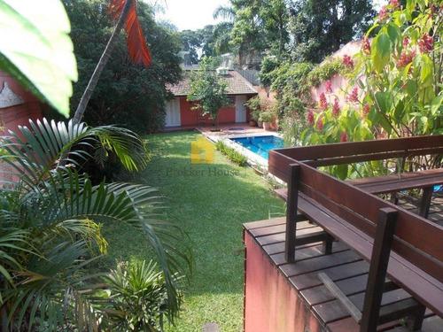 casa a venda no bairro alto da boa vista em são paulo - sp.  - bh493-1