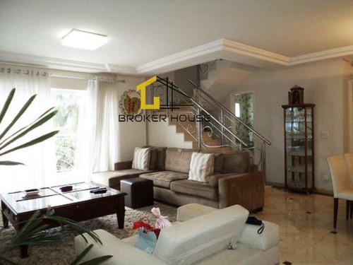 casa a venda no bairro brooklin em são paulo - sp.  - bh3130-1
