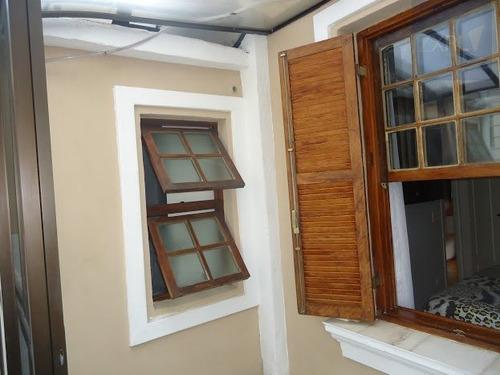 casa a venda no bairro campo grande em santos - sp.  - 173-7156