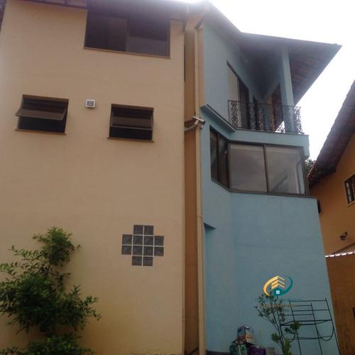 casa a venda no bairro cônego em nova friburgo - rj.  - cv-141-1