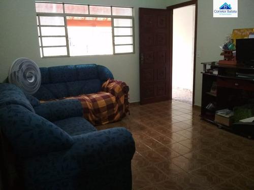 casa a venda no bairro jardim campo belo em sumaré - sp.  - 1149-1