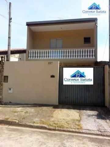 casa a venda no bairro jardim dom bosco i em sumaré - sp.  - 0462-1