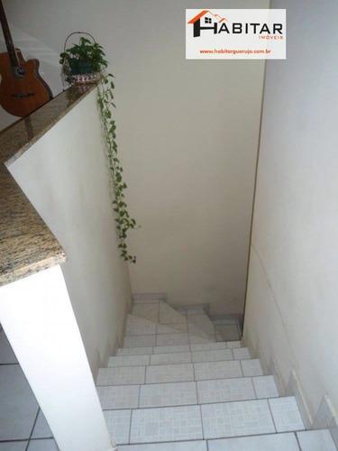 casa a venda no bairro jardim helena maria em guarujá - sp.  - 1545-1